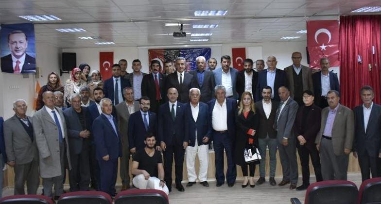 AK Parti Beşiri İlçe Danışma Meclisi Toplantısı Yapıldı