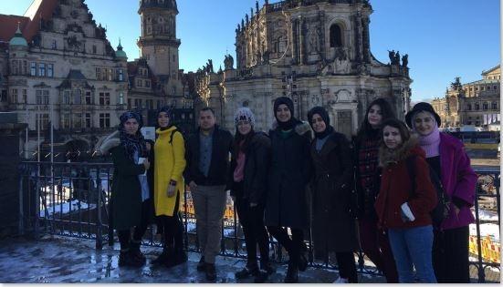 BEŞİRİLİ ÖĞRENCİLER PRAG'DA