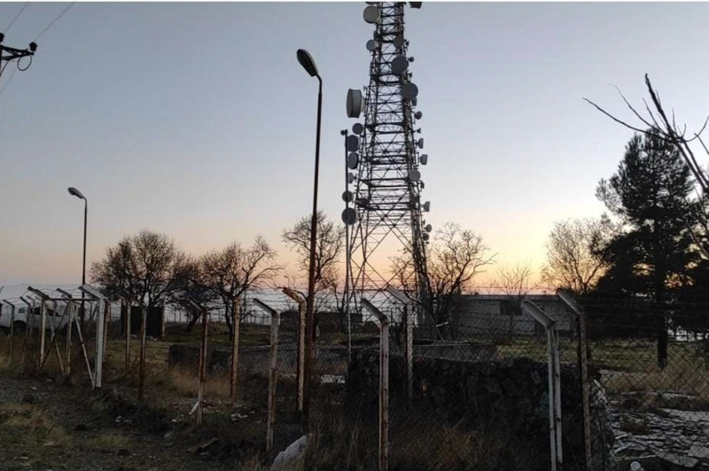 Deprem Sinyal Tespit Cihazını Çalanlar Yakalandı